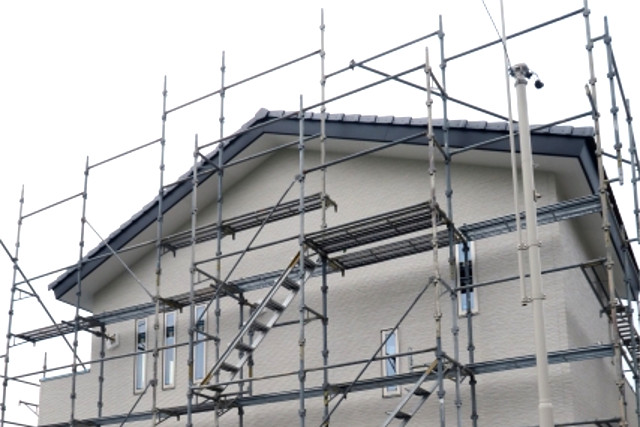 屋根や外壁などの外装の修繕で建物は見違える!